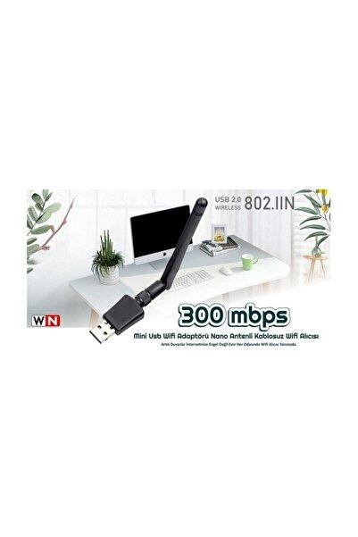 Concord Wifi Güçlendirici Usb 2.0 Wıreless 802.11n Wifi Adaptor