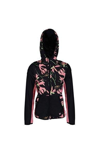 Sportive Kadın Siyah Ceket 710162-rhb
