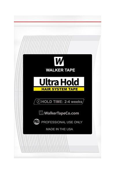 Walker Tape Ultra Hold™ Tape Protez Saç Bandı Oval (''c'' - 2,0cm X 7,5cm) 36 Adet