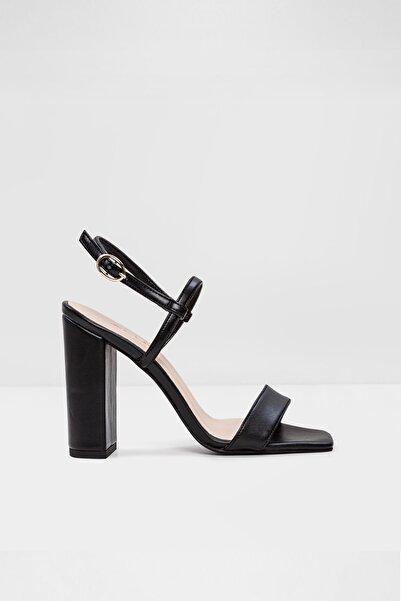 Aldo Blueme-tr - Siyah Kadın Topuklu Sandalet