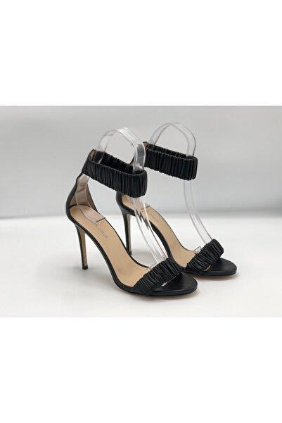 Sofia Baldi Hakiki Deri Klasik Topuklu Ayakkabı Sfb19y-6564 70