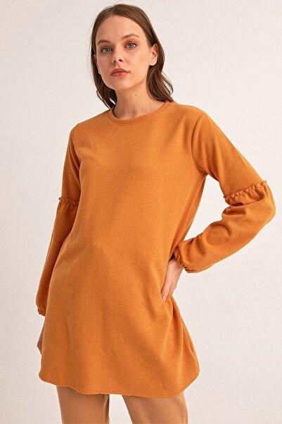 Fulla Moda Kol Detaylı Tunik