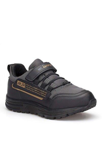 DARK SEER Unisex Çocuk Siyah Füme Spor Ayakkabı