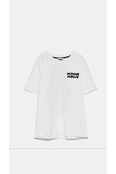 NİCE Minnie Mouse Baskılı Tshirt