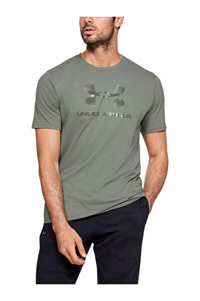 Under Armour Erkek Spor T-Shirt - Ua Clear Logo Ss - 1351618-388