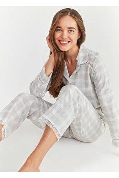 Sofia Maskulen Pijama Takımı