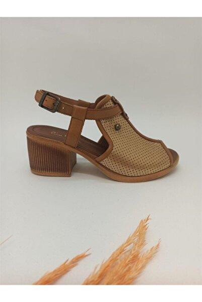 Pierre Cardin Bayan 6311 Sandalet