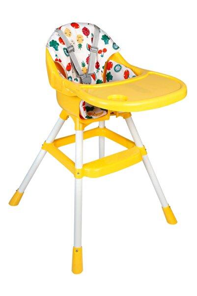 Baby Force Minderli Mama Sandalyesi Sarı