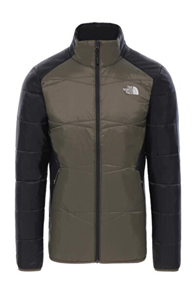 THE NORTH FACE Quest Synthetic Erkek Mont Haki/siyah