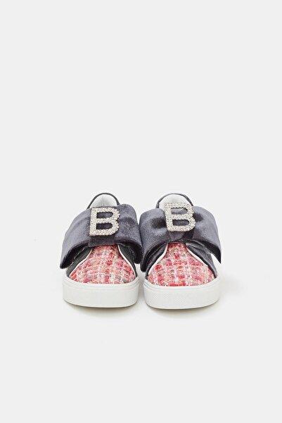 BG Baby Kız Bebek Pembe Ayakkabı 20fw0bg2035