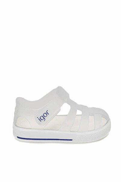 IGOR Beyaz Unisex Çocuk Sandalet 000000000100346399