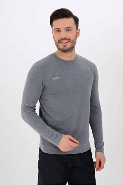 UHLSPORT Erkek Günlük T-shirt Uzun Kol Olis M 1101896