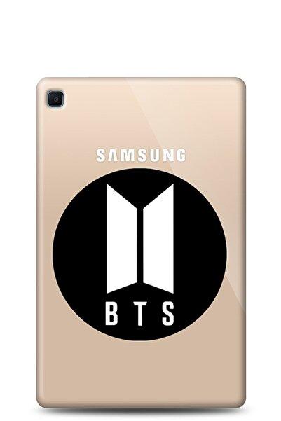 MobilCadde Samsung Galaxy Tab Uyumlu  S6 Lite P610 Bts Kılıf