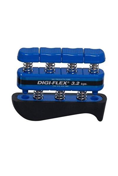 Cando Dıgı-flex Fınger Exercıser El Parmak Egzersiz Yayı (mavi)