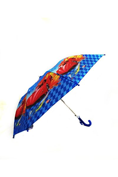 hediesshop Erkek Çocuk Şemsiyesi, Yarı Otomatik Mekanizma Küçük Boy
