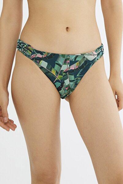 Penti Çok Renkli Aloe Macrame Bikini Altı