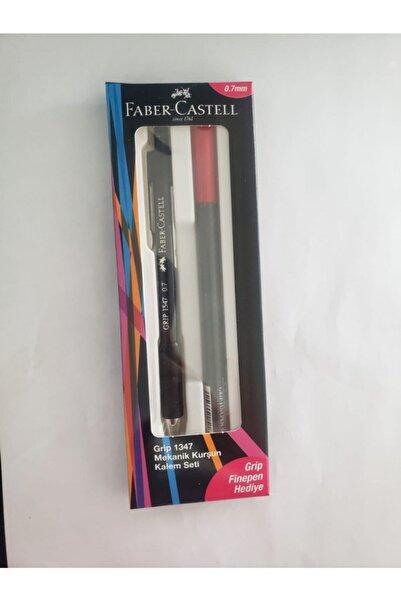Faber Castell Siyah 1347 Versatil Kalem + Grip Finepen