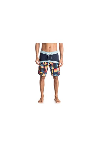 """Quiksilver Check Crypt Vee 19"""""""