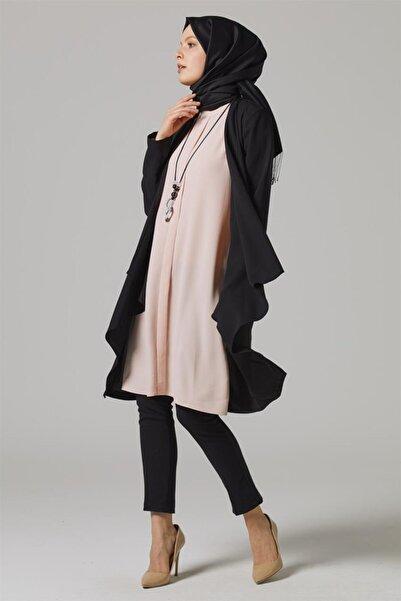 Tuğba Kadın Siyah Takım Tk-u6001-09