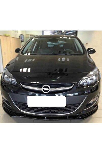 Gcotomotiv Opel Astra J Ön Lip Plastik Parlak Siyah 2011-2015