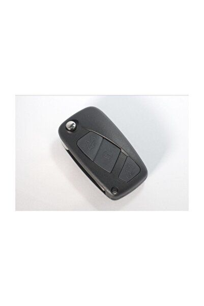 Skilit Fiat Fiorino - Linea Sustalı Kumanda Kabı 3 Buton Logolu