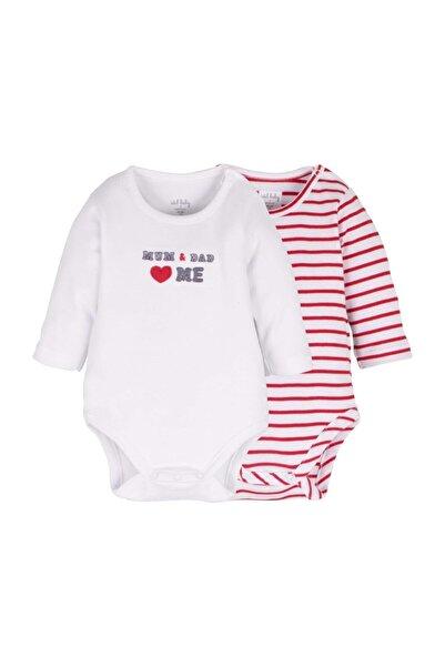 İDİL BABY Idilbaby 2'li Bebek Body 14149