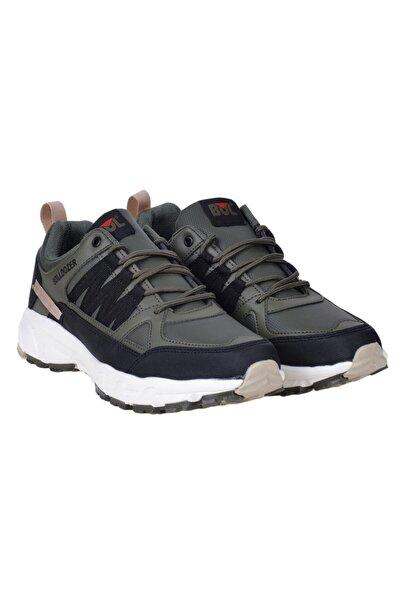 Bulldozer 210415 Haki Kışlık Günlük Erkek Spor Ayakkabı