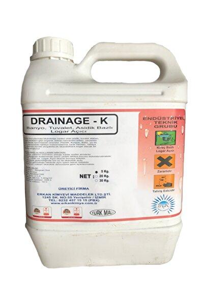 Drainage K - 5 Lt Banyo Tuvalet Asidik Bazlı Logar Açıcı