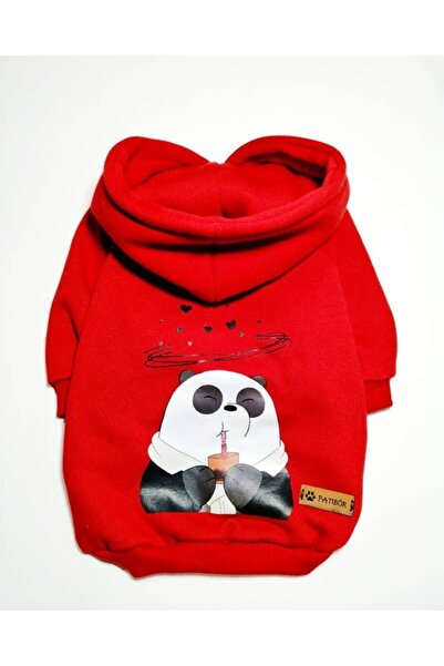 PATİBÖR Kırmızı Panda Sweat