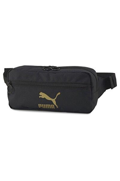 Puma Unisex Siyah Bel Çantası