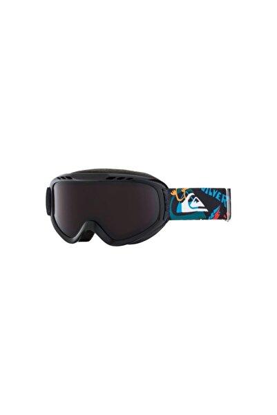 Quiksilver Unisex Çocuk Siyah Flake Goggle K Sngg Kayak Gözlüğü
