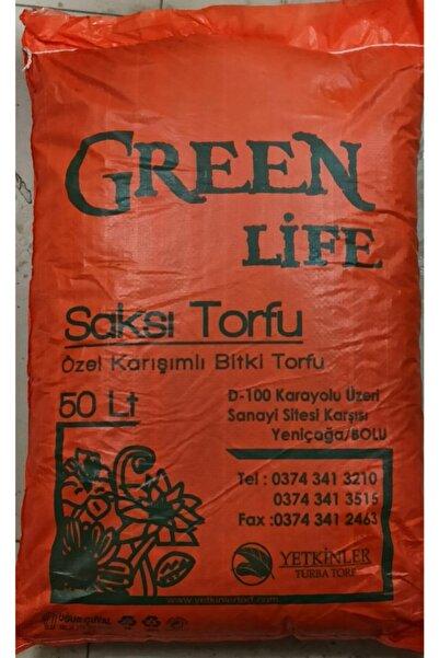 Green Life Harika Bitki Toprağı, Çicek Toprağı, Htm Torf Humus Katkılı 50 Lt.