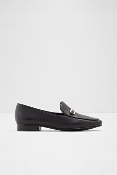 Drewen - Siyah Kadın Loafer