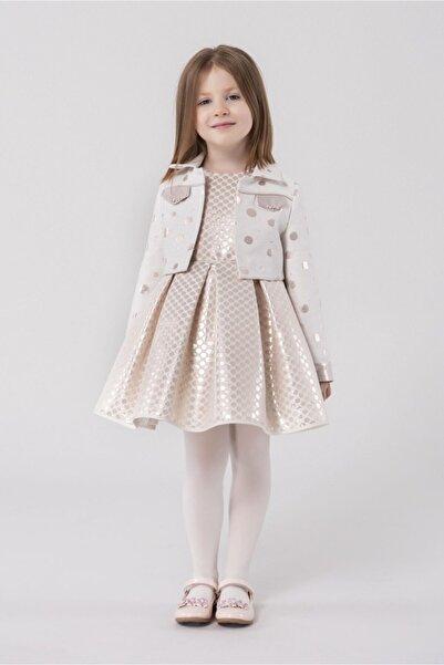Pamina Küçük Kız Çocuk Parti Elbisesi