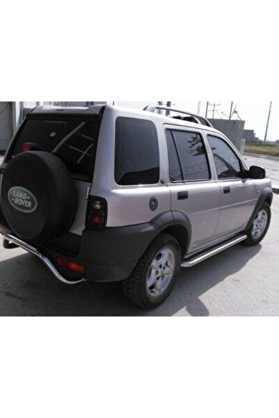 Land Rover Freelander 1 (97-06) Arka U Tampon Koruma Barı - 3001plk3b8