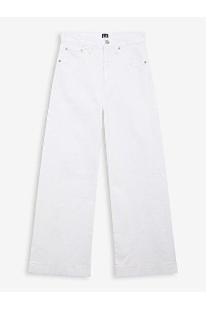 GAP High Rise Wide-leg Jean Pantolon