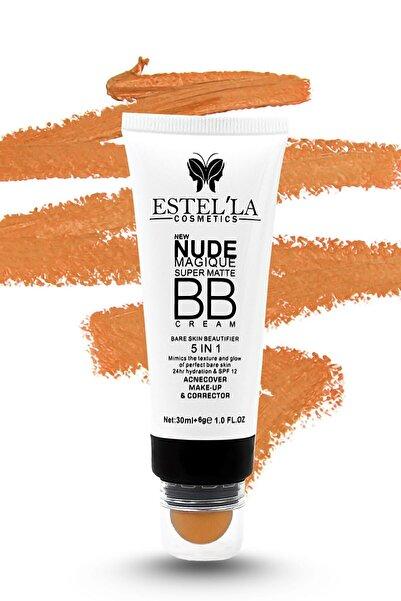 Estella Nude Super Matte Bb Cream 5in1 No:2 - Fn25