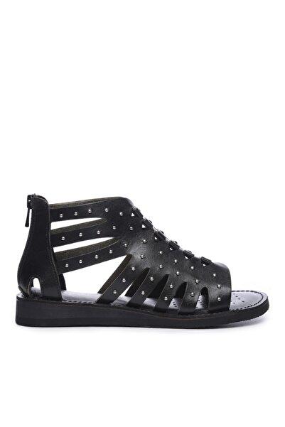 KEMAL TANCA Kadın Derı Sandalet Sandalet 649 145 Bn Snd