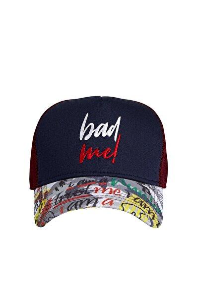 Bad Bear Bad Me Cap Lacivert Spor Şapka