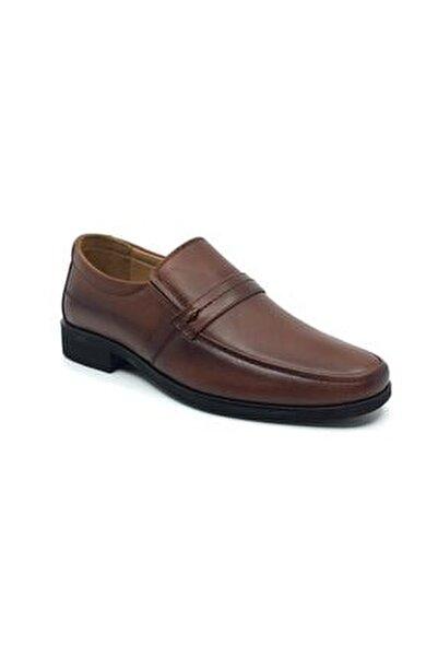 Likers%100 Deri Ortopedik Erkek Günlük Klasik Ayakkabı 40-44