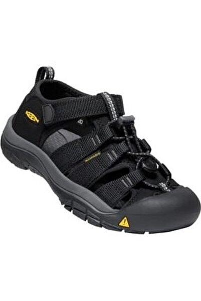 Newport H2 Genç Sandalet Siyah
