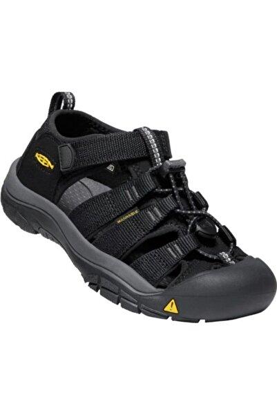 Keen Newport H2 Genç Sandalet Siyah