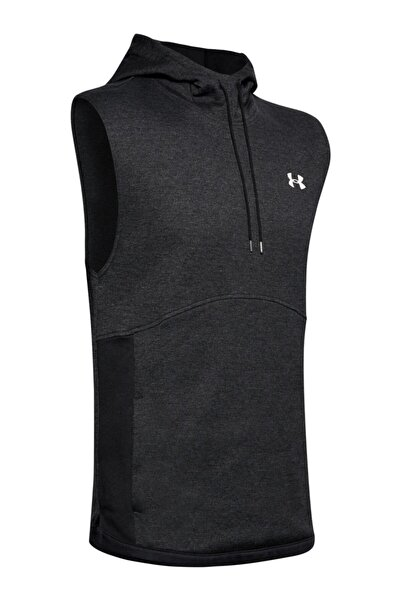 Under Armour Erkek Spor Sweatshirt - Double Knit Sl Hoodie - 1352009-001