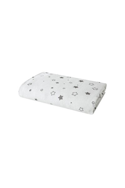 Yataş Bedding Stars Bebek Müslin Çok Amaçlı Örtü (80x80 Cm)