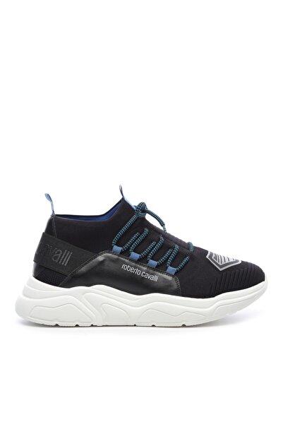 Roberto Cavalli Erkek Derı/tekstıl Sneakers & Spor Ayakkabı 780 1018 Ab Erk Ayk Sk20-21