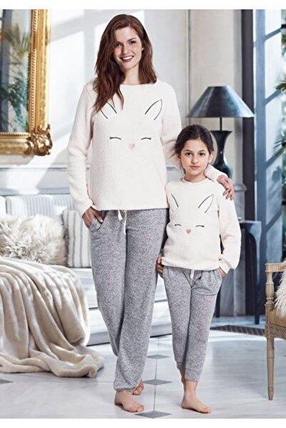 Penyemood Yarı Polar Pijama Takımı / 8246 Pijama Takımı