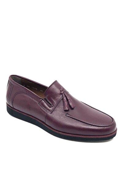 Fosco Bordo Püsküllü Erkek Ayakkabı 1146 773