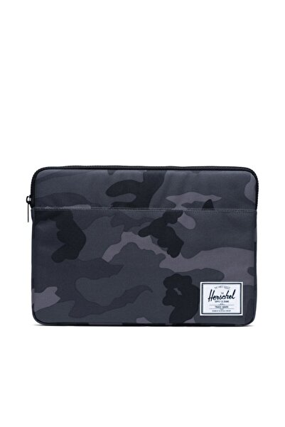 Herschel Supply Co. Herschel Supply Laptop Kılıfı Anchor Sleeve For 15 Inch Macbook Night Camo