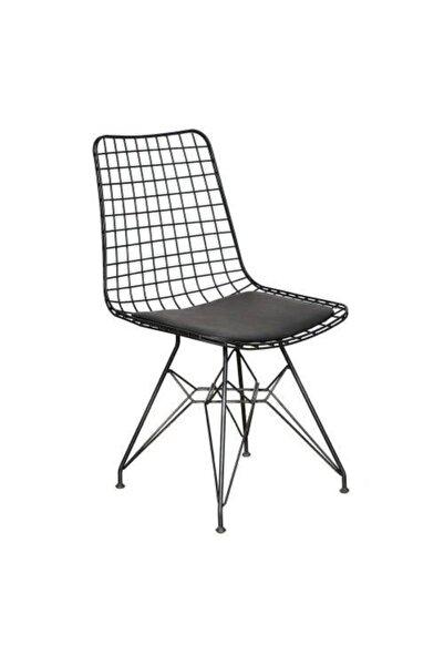 Baysam Imalattan Satış Kafes Tel Sandalye Ofis Cafe Bahçe Balkon Mutfak