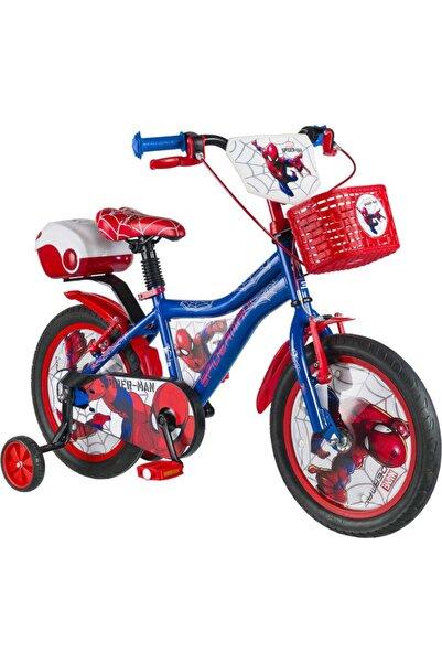 Kron Spiderman 16 Bisiklet ( 4-7 Yaş Için ) Lisanslı - 2 Yıl Garantli